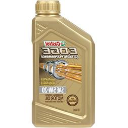 Castrol 06242 EDGE Extended Performance 5W-20 Advanced Full