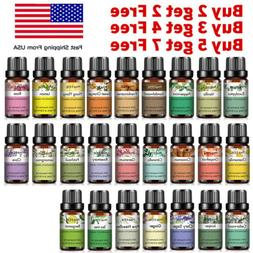 PHATOIL 10ml Aromatherapy Essential Oils 100% Pure and Natur