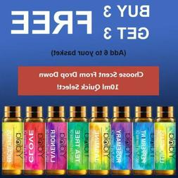 10ml Essential Oils 100% Pure Natural Aromatherapy Essential