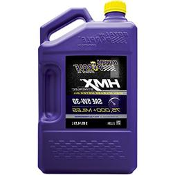 Royal Purple 11748 HMX SAE 5W-30 High-Mileage Synthetic Moto