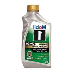 Mobil 1 122593 Synthetic Oil, 192. Fluid_Ounces