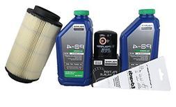 2014-2015 Sportsman 570 Efi Genuine Polaris Oil Change and A