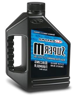 Maxima Super M 2-Stroke Premix Oil - 64 oz.