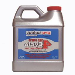 4 CYCLE ENGINE OIL 48 Oz Pro Select Conventional Air Cooled