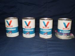 4 Quarts Valvoline Snowmobile Oil