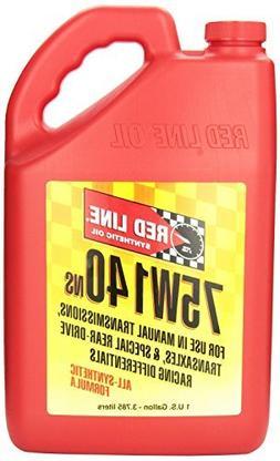 Red Line 57105 75W-140 NS GL-5 Gear Oil - 1 Gallon