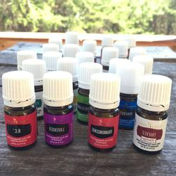 Young Living Essential Oils ~ 5ml & 15ml ~ FREE SHIPPING! ~
