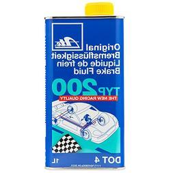 ATE 706202 Original TYP 200 Racing Quality DOT 4 Brake Fluid