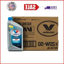 Valvoline - 822347-CS VR1 Racing SAE 20W-50 Motor Oil 1 QT,