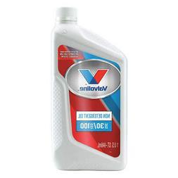 VALVOLINE 822382 Valvoline, Non Detergent, SAE 30, 1 Qt