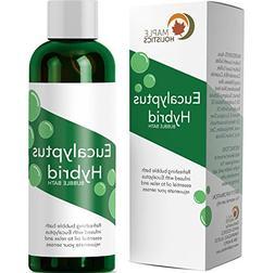 Bath Bubbles Aromatherapy Eucalyptus Essential Oil Blend - R