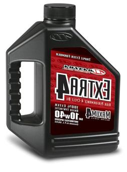 Maxima  Extra4 10W-40 Synthetic 4T Motorcycle Engine Oil - 1