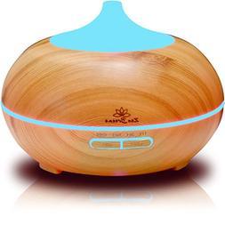 Zen Breeze Essential Oil Diffuser, 2018 Model Aromatherapy D