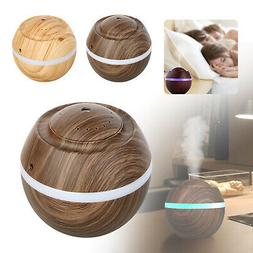 Air Aroma Essential Oil Diffuser LED Ultrasonic Aromatherapy