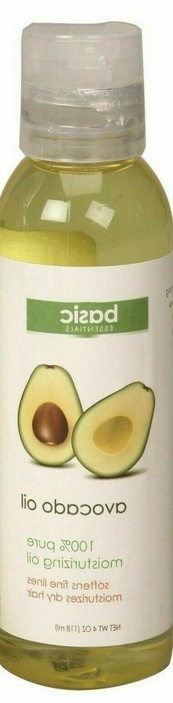 Avocado Body Oil 100% Pure Moisturizing Softens Moisturizes