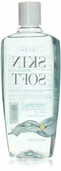 AVON SKIN SO SOFT Bath oil 16.9 ozOriginal Scent