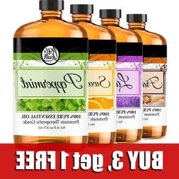 Bulk Essential Oils – Therapeutic Grade – Pure & Natural