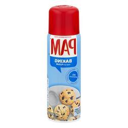Pam Canola Oil Baking Spray with Flour