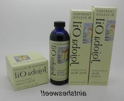 CRABTREE & EVELYN Jojoba Oil - CHOOSE Your Favorite Moisturi