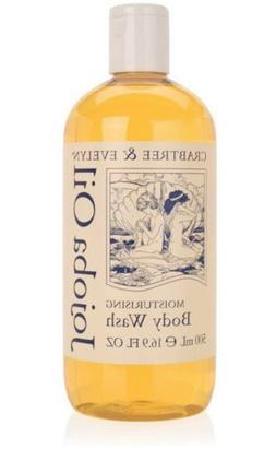Crabtree & Evelyn Jojoba Oil Moisturising Body Wash 16.9 fl