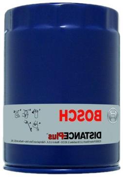 Bosch D3334 Distance Plus High Performance Oil Filter, Pack