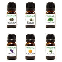 GreenHealth - Essential 101 - Starter Set: Peppermint Oil, L