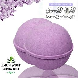 Essential Oil Big 2 Bath Bombs -one of the most relaxing pro