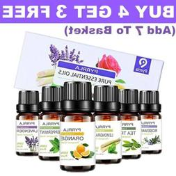 Essential Oils 100% Pure Natural Aromatherapy Essential Oil