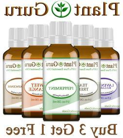 Essential Oils 30 ml / 1 oz 100% Pure Therapeutic Grade Oil