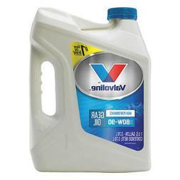 Valvoline Gear Oil, High Performance, 1 gal., 80W-90, 773732