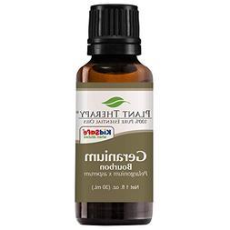 Geranium Bourbon Essential Oil 30 ml  100% Pure, Therapeutic