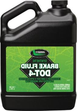 Johnsen's 5034 Premium Synthetic DOT-4 Brake Fluid - 1 Gallo