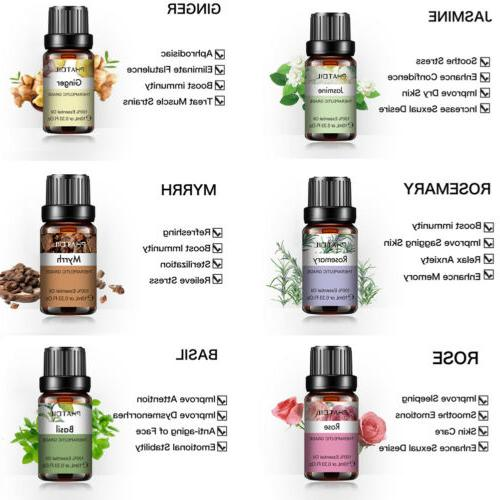 Aromatherapy Natural Pure Essential Fragrances US