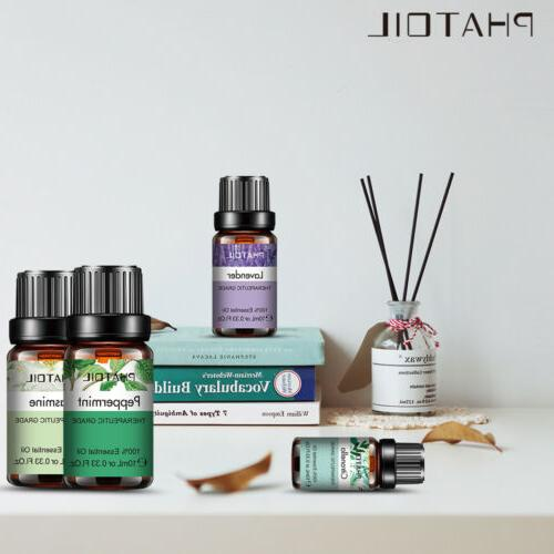 Aromatherapy Natural Essential Fragrances