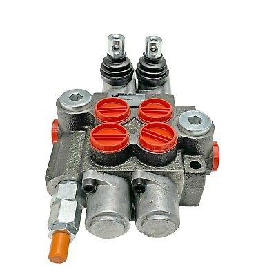 2 Valve Double Acting GPM 3600 SAE