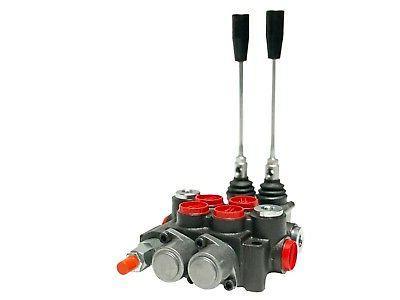 2 Spool Hydraulic Control GPM 3600