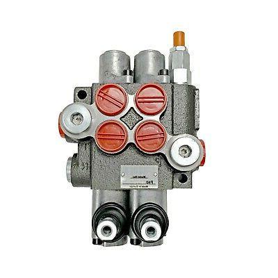 2 Spool GPM 3600 PSI Ports
