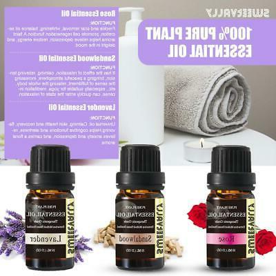 37set Pure Aromatherapy 10ml Aroma