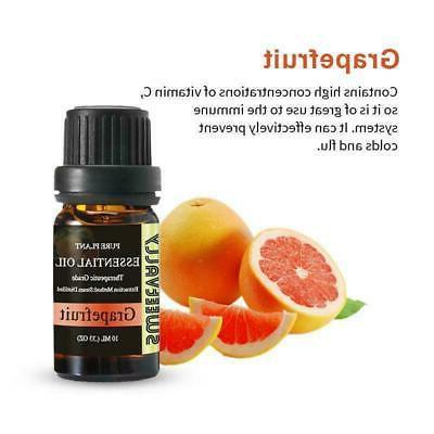 37set Essential Oils Pure Natural 10ml Fragrance