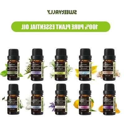 37set Essential Pure Aromatherapy Oil 10ml US