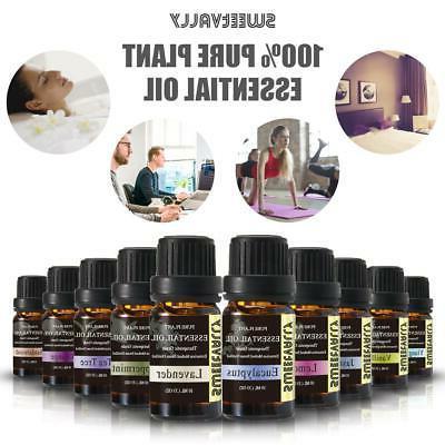 37set essential oils 100 percent pure natural