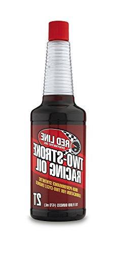 Red Line 40603 Two-Stroke Racing Motor Oil 16 oz. Bottle
