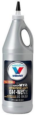 Valvoline 75W-140 SynPower Full Synthetic Gear Oil - 1qt
