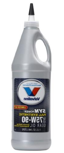 Valvoline 75W-90 SynPower Full Synthetic Gear Oil - 1qt