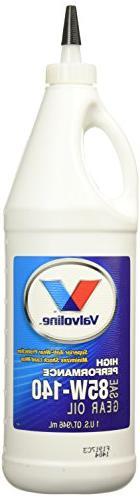 Valvoline 85W-140 High Performance Gear Oil Oil-1qt , 32. Fl