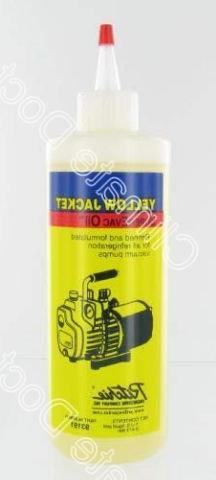 Yellow Jacket 93191 SuperEvac Vacuum Pump Oil- Pint