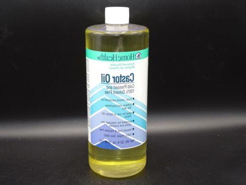 AG Industries Home Health - Castor Oil, 16 oz