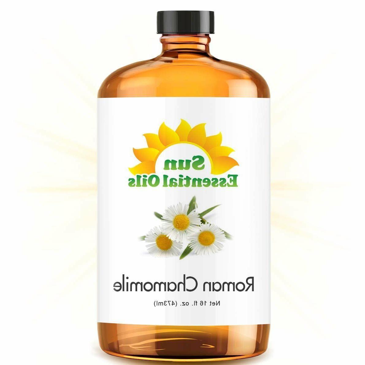 best chamomile roman essential oil 100 percent