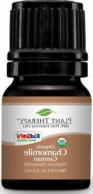 Plant Therapy Chamomile German Organic Essential Oil 100% Pu