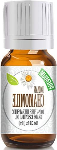 Roman Chamomile Essential Oil - 100% Pure in Jojoba , Best T